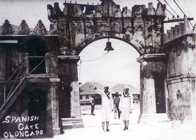 Spanish Gate Subic Bay