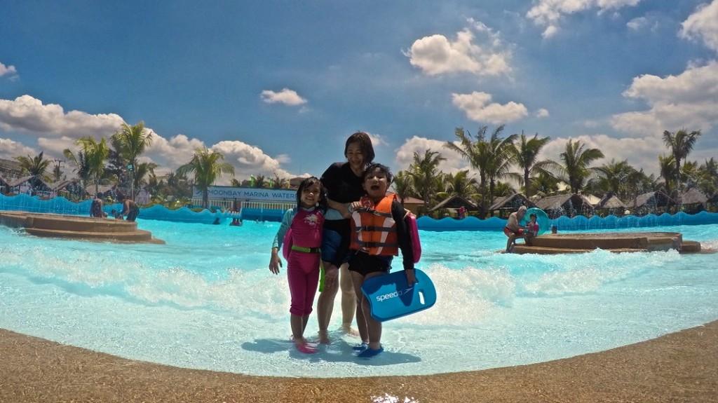 The Moonbay Marina Waterpark