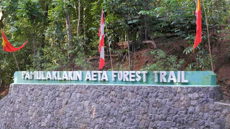 Pamulaklakin Forest, Binictican - Subic Bay Freeport Zone