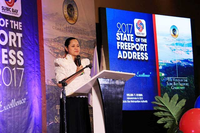 State of the Freeport Address