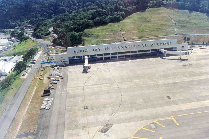 Subic Bay International Airport - Arial