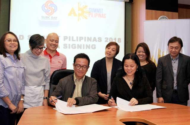 Ad Summit Pilipinas at Subic Bay