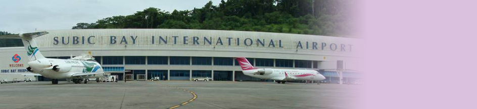 Fly to Subic