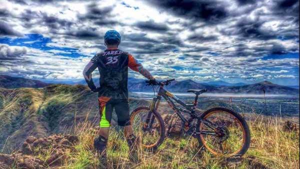 Mountain Biking at Subic
