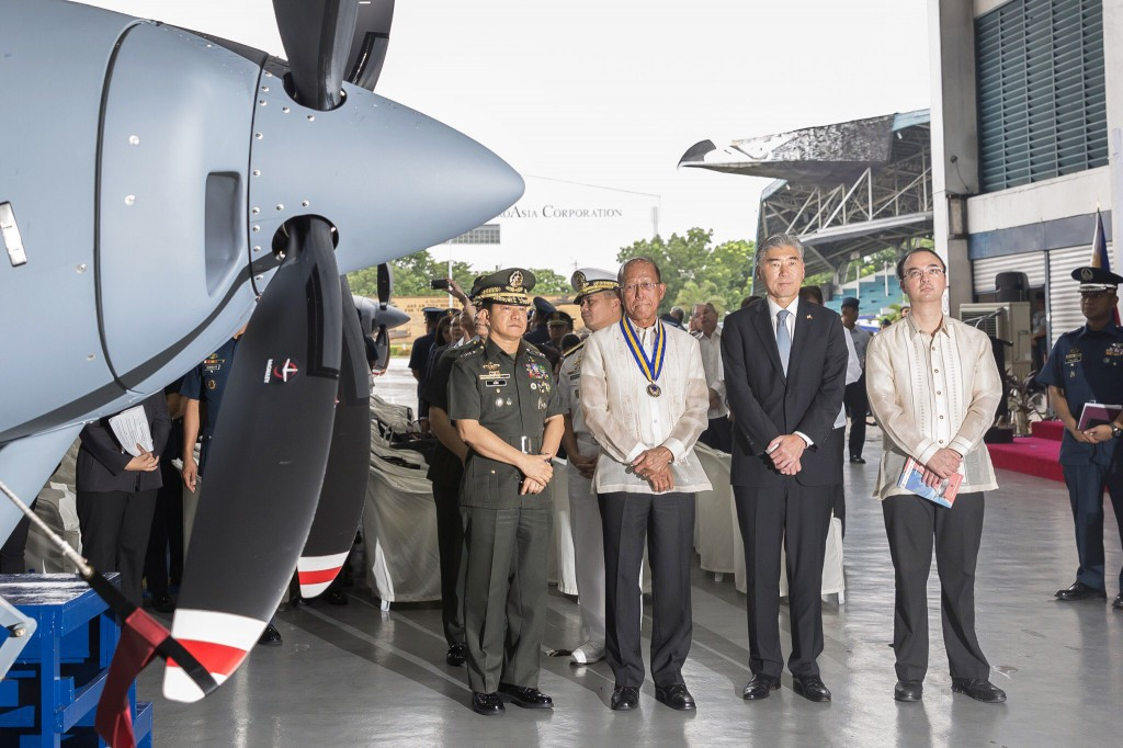 Philippines Receives Two New ISR Aircraft From U.S. Military