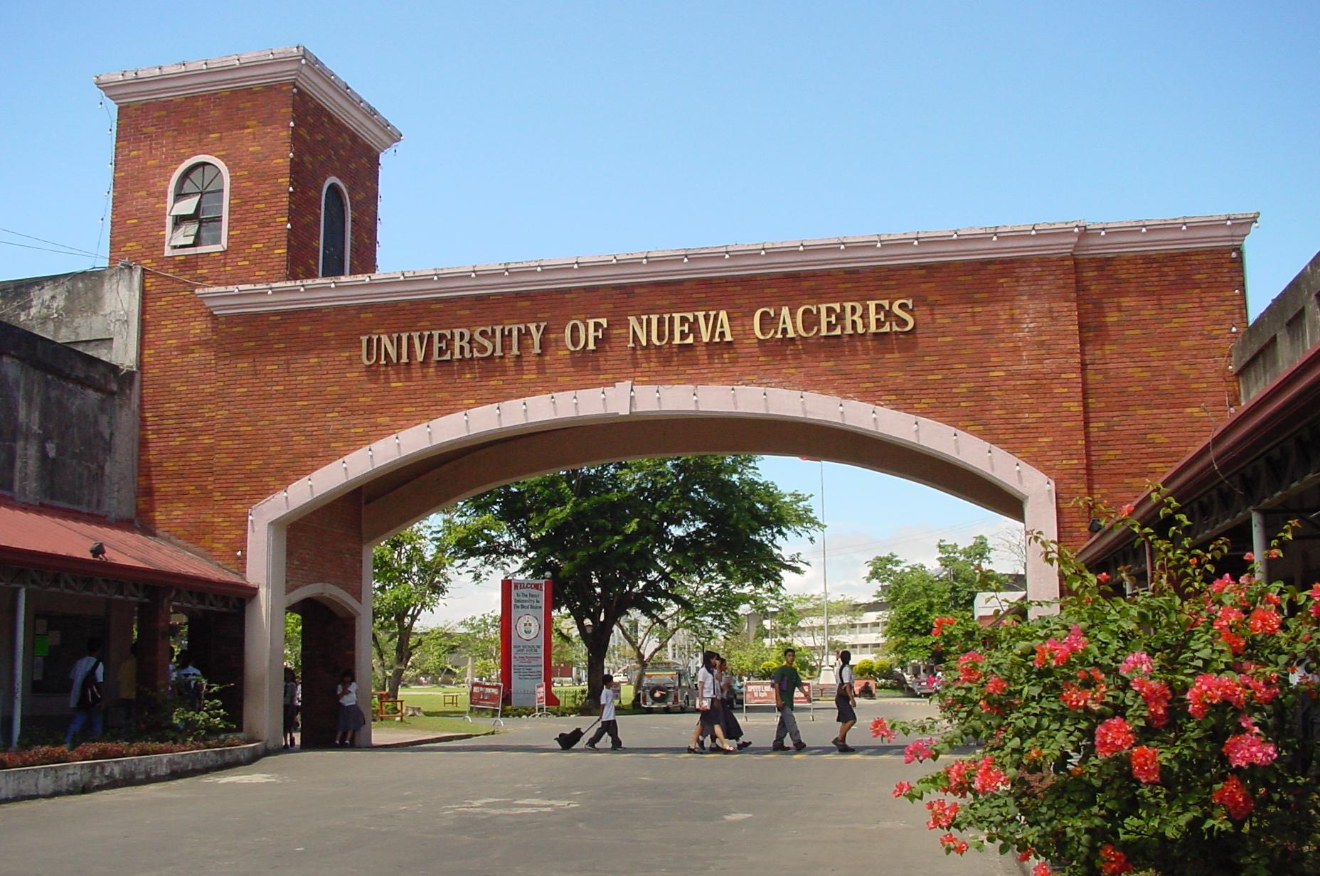 College courses in UNC Bataan in '18