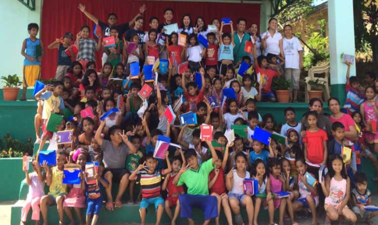 Over 600 students get free school supplies