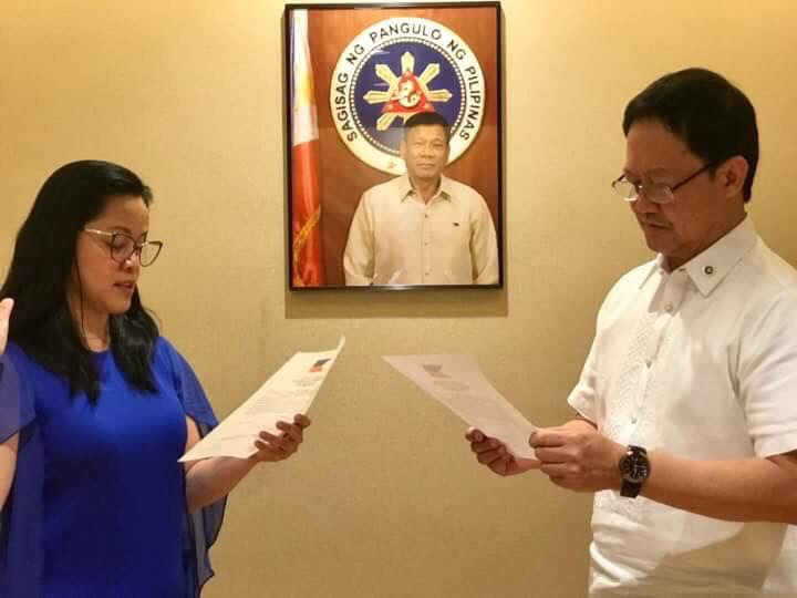 SBMA Chair Dino's job given to administrator