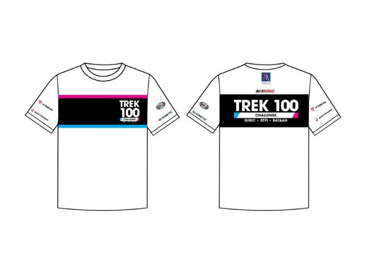 TREK 100 2017 in Subic Bay