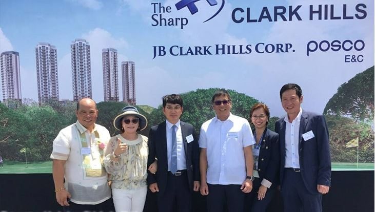 Korean construction giant to put up P2.6B tourism estate in Clark Freeport