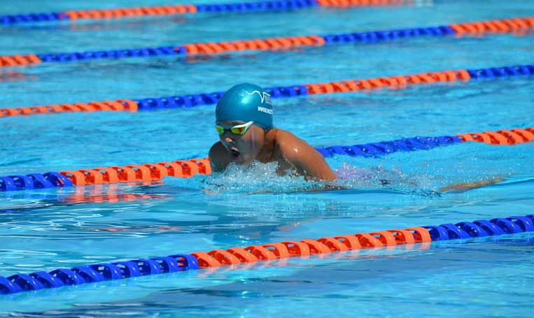 Olongapo lass grabs 3 swim golds
