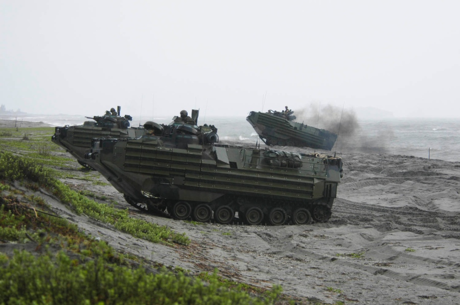 US-Filipino troops kick off new Kamandag exercise in the Philippines
